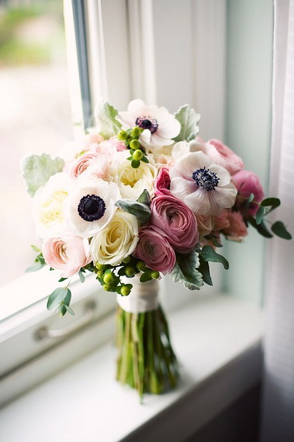 Ranunculus and Anemones