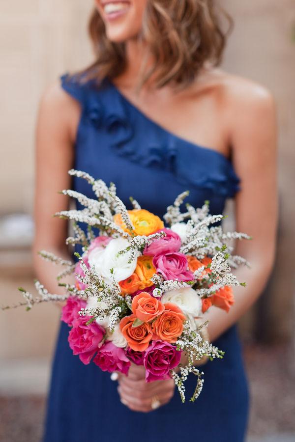 Ranunculas for the Bridesmaids