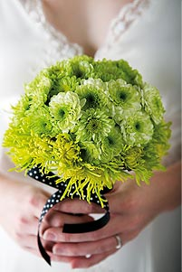 Emerald Green Bouquet