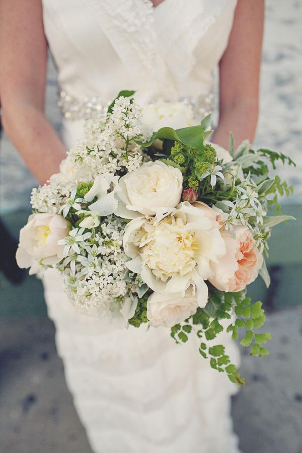 Orange Pastel Bouquet