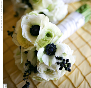Anemones for Bridesmaids