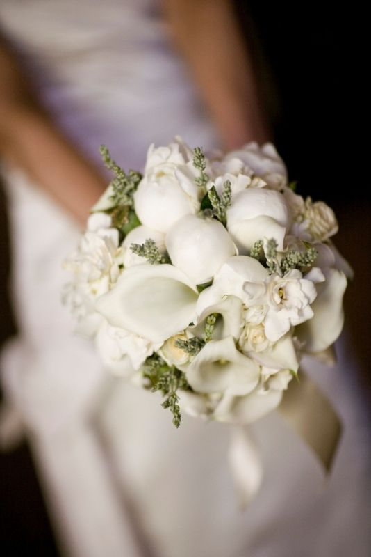 In White Bouquet