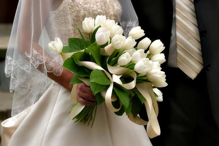 White Tulips Idea