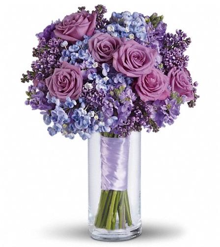 Heavenly Purple