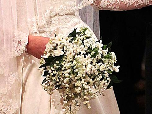 royal wedding bouquets pictures. Kate#39;s Royal Bouquet