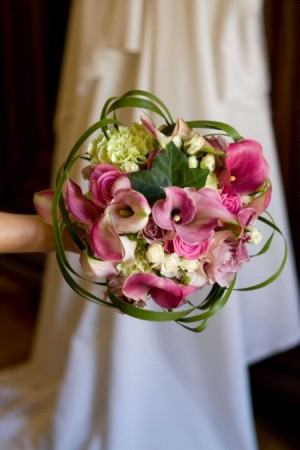 calla bouquet