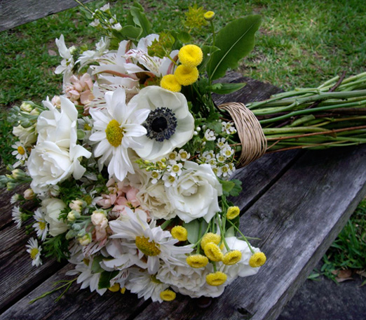 wild flowers bouquet