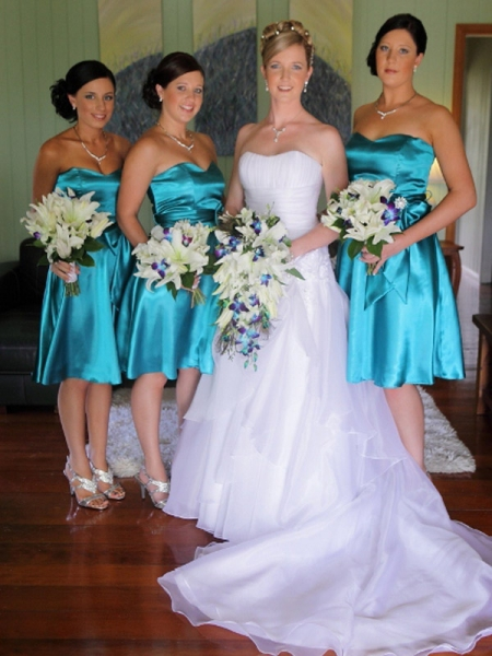 blue-orchids-white-lilies-bouquet-bride