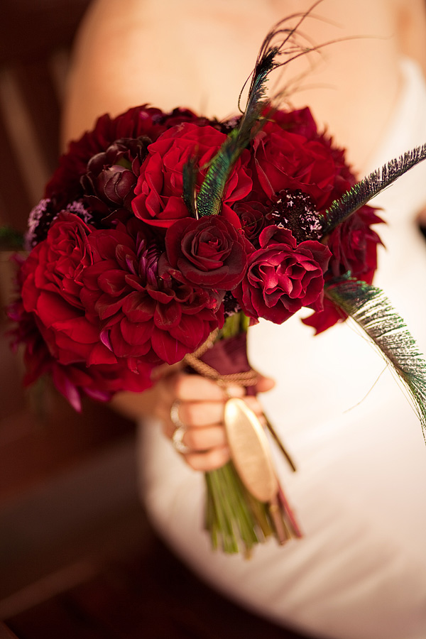 Red Rose Bouquets Art Deco Wedding Red Bridal Bouquets Dahlias Retro Art Red Bouquets
