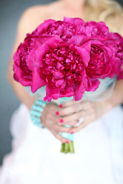 Maryland Pink And Green Wedding Color Picks
