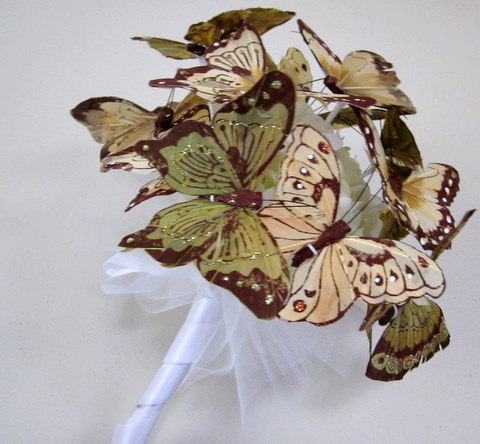 butterfly bouquets