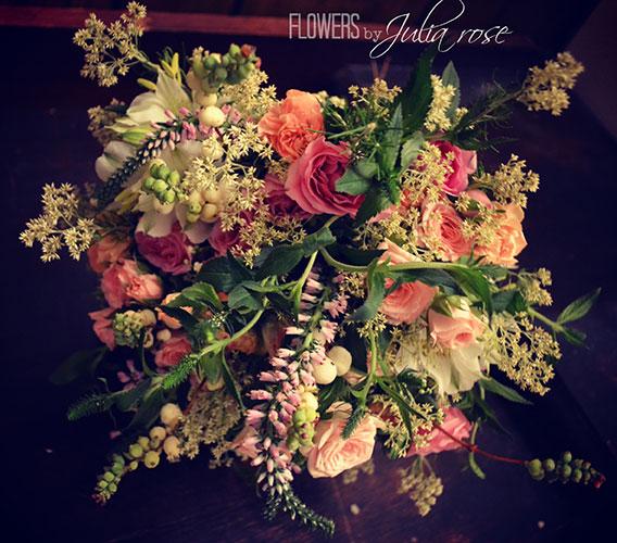 Julia Rose Wedding Flowers