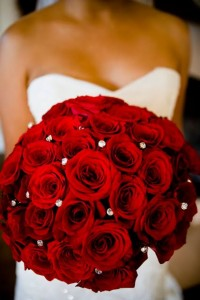 Simple and Stunning Red Roses Bouquet