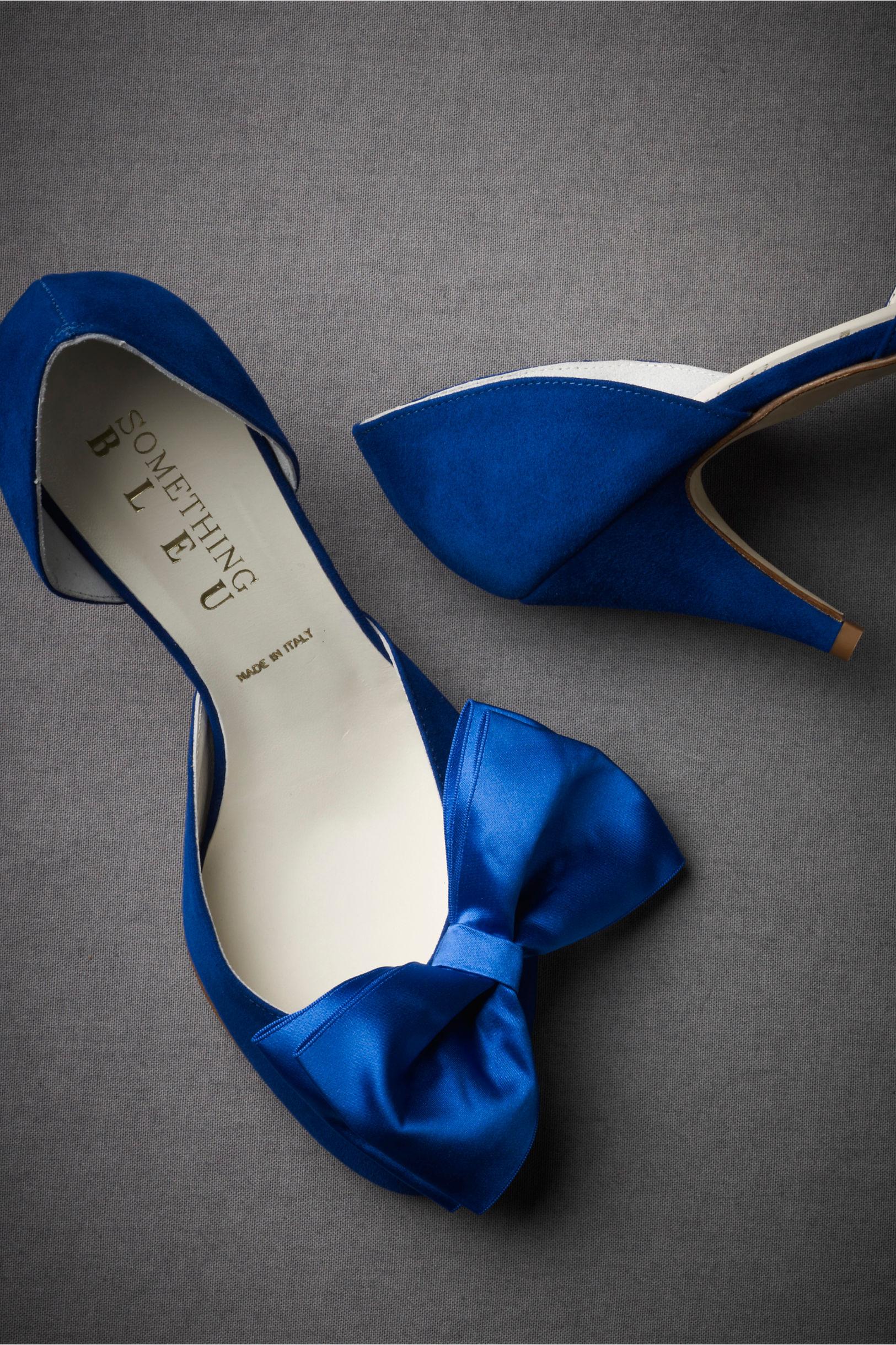 Something Bleu - Wedding Shoes
